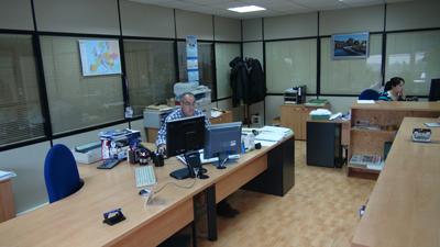 Oficinas-Intranlogist