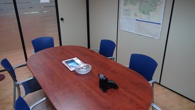 Sala de reuniones ITL